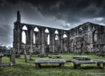 Bolton Abbey ruins. Oh Thomas Cromwell & Henry VIII you have a lot to answer for.