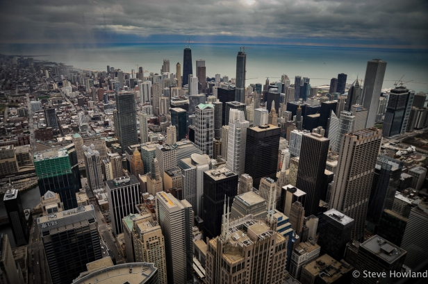 Chicago from The Willis