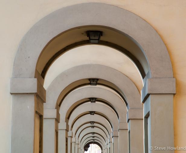 Florence, near the Uffizzi