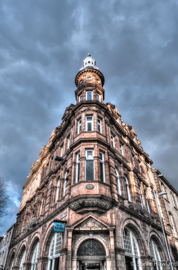 The old Yorkshire Penny Bank building